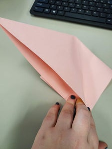 Turn the Paper Over and Squash the Flap Down