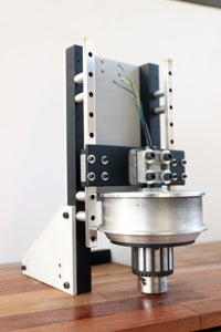 Motor Assembly and Mounting