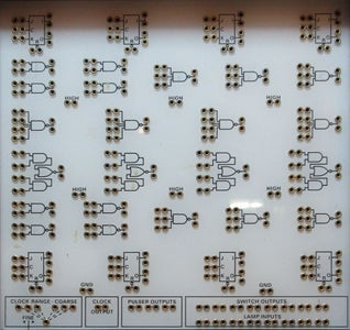 Make the Patch Panel