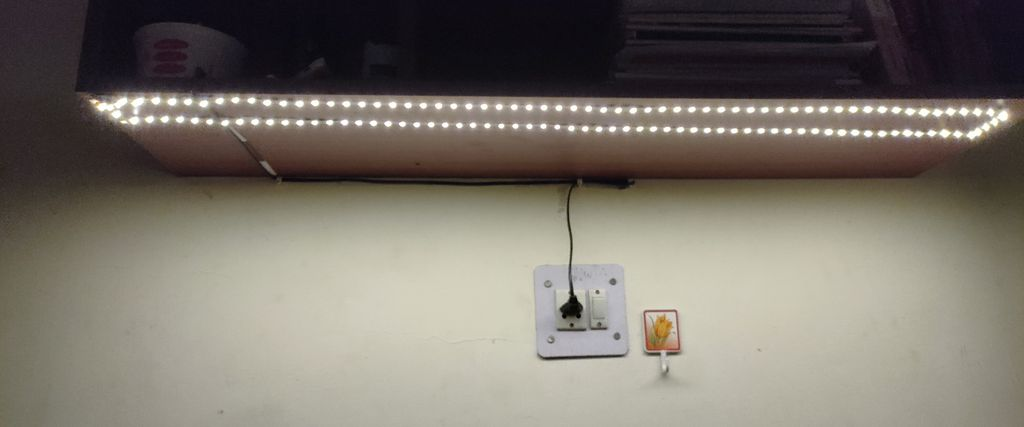 Picture of Step 4: Location of LED Strip