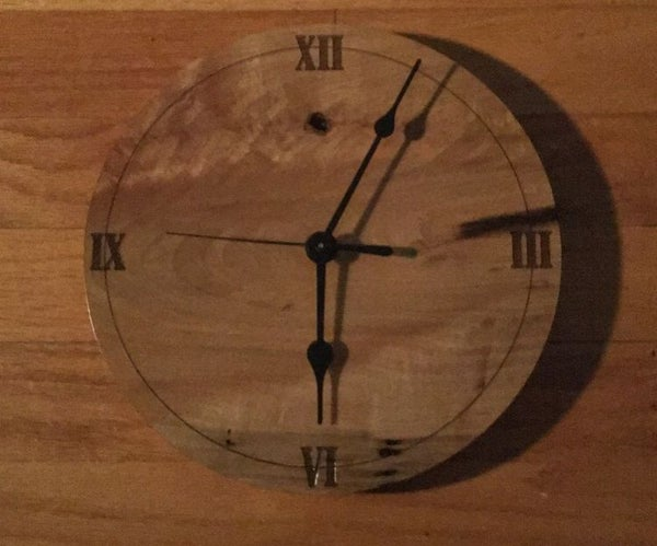 Creating a Clock From (Almost) Scratch