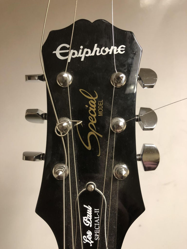 Picture of Tune High E String (1st String)