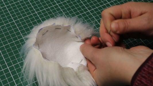 Add the Fluffy Ball