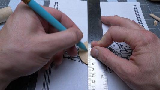 Preparing the Side Fuselage