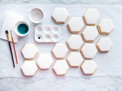 Gather Your Decorating Tools and Prep Your Colors
