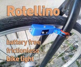 Rotellino  -  3€免电池接触自行车灯