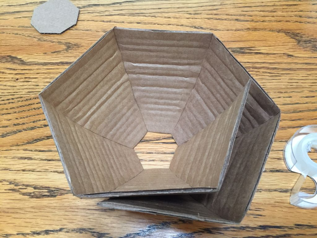 Picture of Make Bowl and Octagonal Base