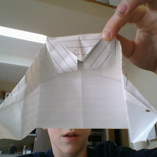 How to Make the SkyGrasshopper Paper Airplane