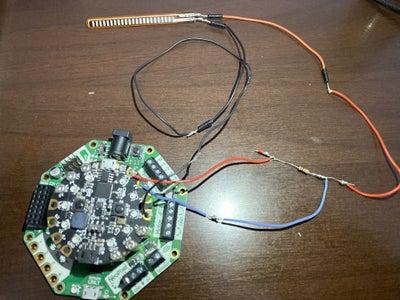 Flex Sensor Connection
