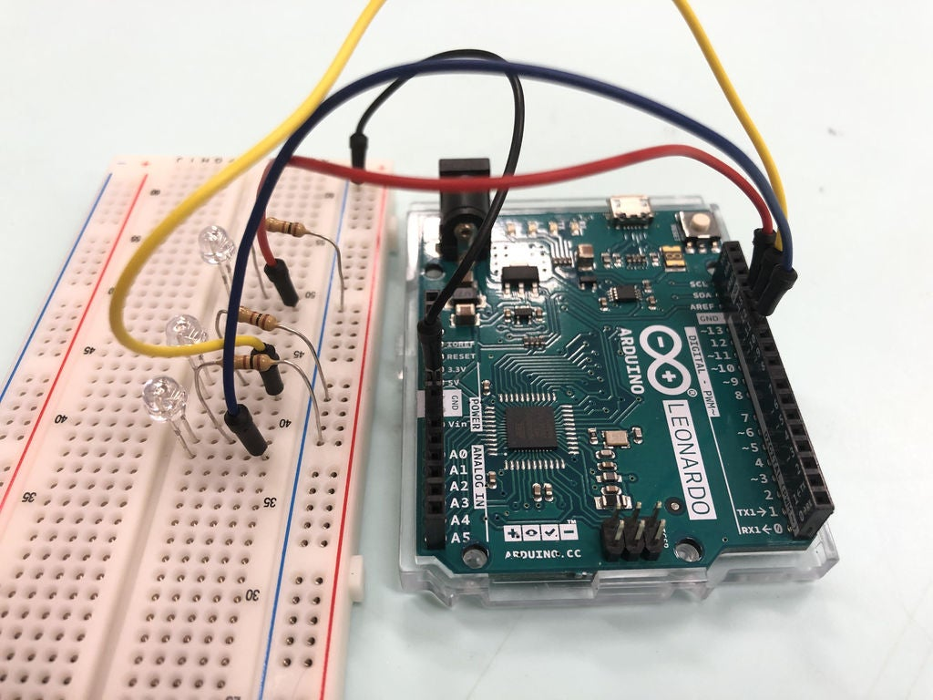 Picture of Step 2: Connect Components