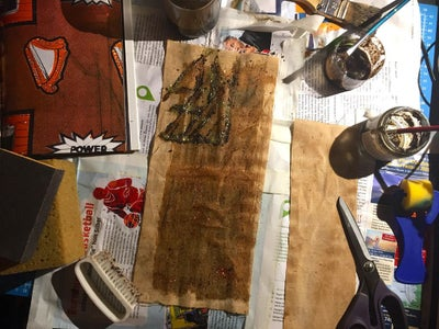 Textile Design Part 1 - Dyeing and Painting Fabric