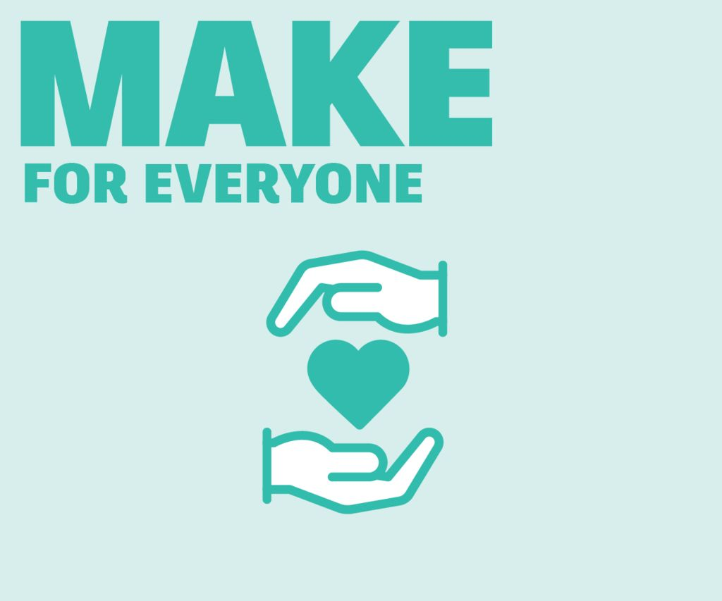 """Picture of Make for Everyone: Elementary """"Make It Real"""" Design Slam"""