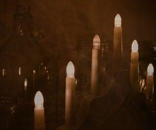 Flickering Candle Bridge