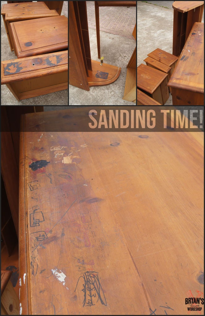 Picture of Sanding Time!