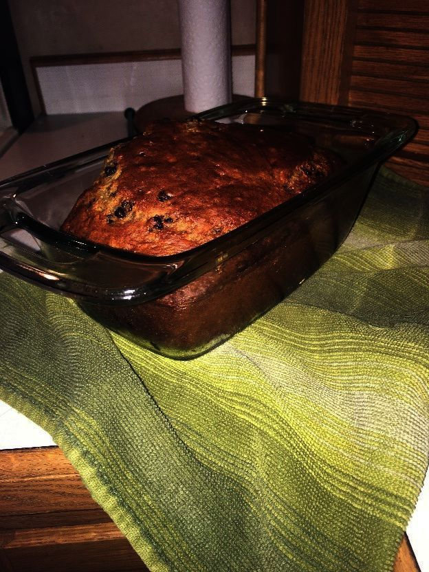 Picture of Banana Bread Made Easy and Healthy
