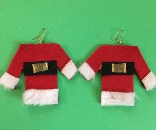 Ugly Sweater Earrings