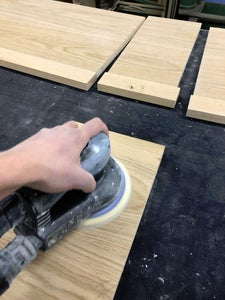 Glue-up Preparations