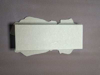 Paste the Rectangular Piece