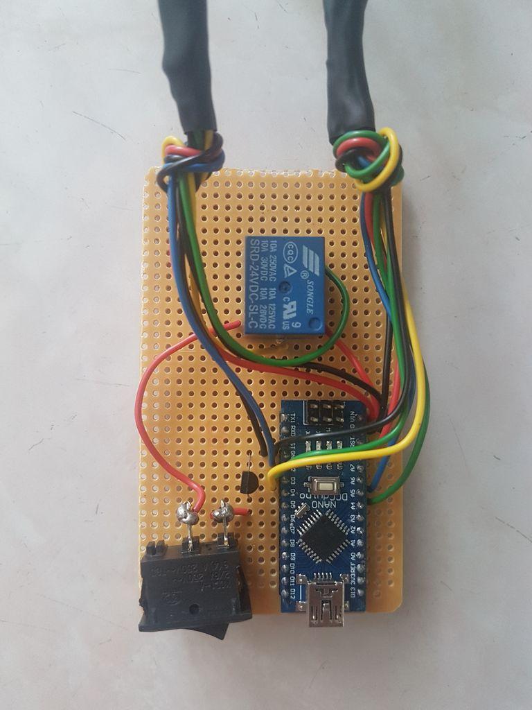 Picture of I burn my arduino nano 😭