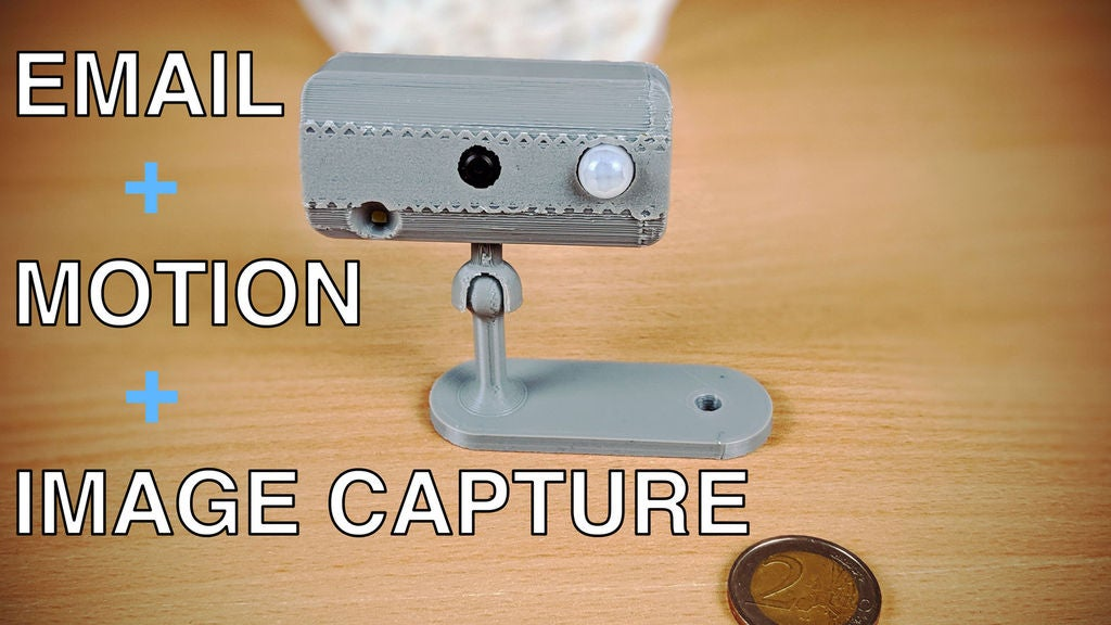 Picture of Motion Triggered Image Capture and Email