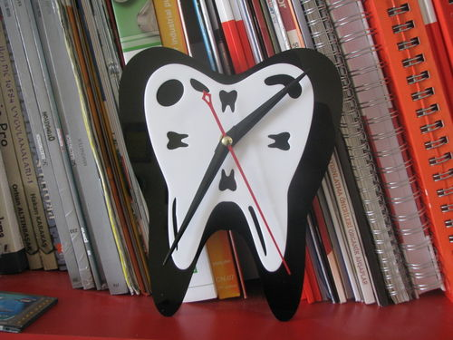 Picture of DENTIST WALL CLOCK