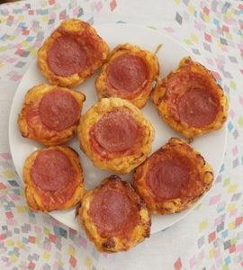 Pepperoni Cookies