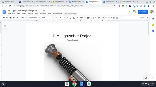 How to Make a Project Proposal
