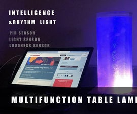 Saving the Boring Life With a Smart Lamp