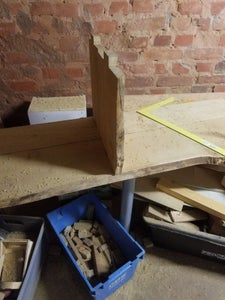 Getting the Shape: Arrange Boards and Make Mortises and Tenons