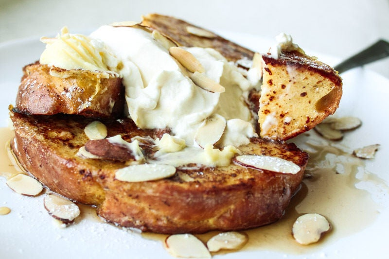Picture of Challah French Toast Makes Sense for Meal Planning?! What??