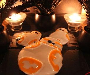 MLAB | Star Wars 3D Printed Rebel Alliance Cookie Cutter Ft BB-8