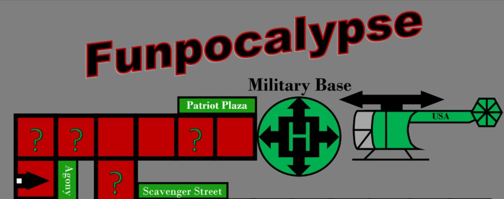 Picture of Funpocalypse: a Board Game