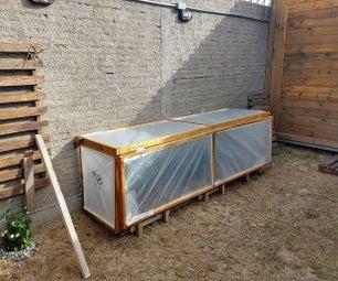 如何使折叠式,壁挂式温室
