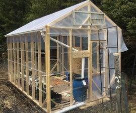 Automated Greenhouse With Arduino Mega