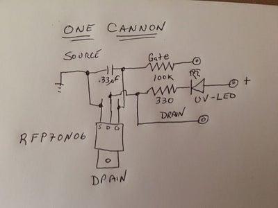 Cannon Drive Circuit, Ring Oscillator