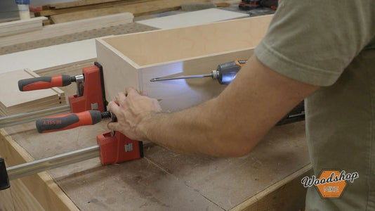 How to Build Drawer Boxes Fast