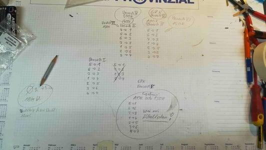 Schematics and Theory