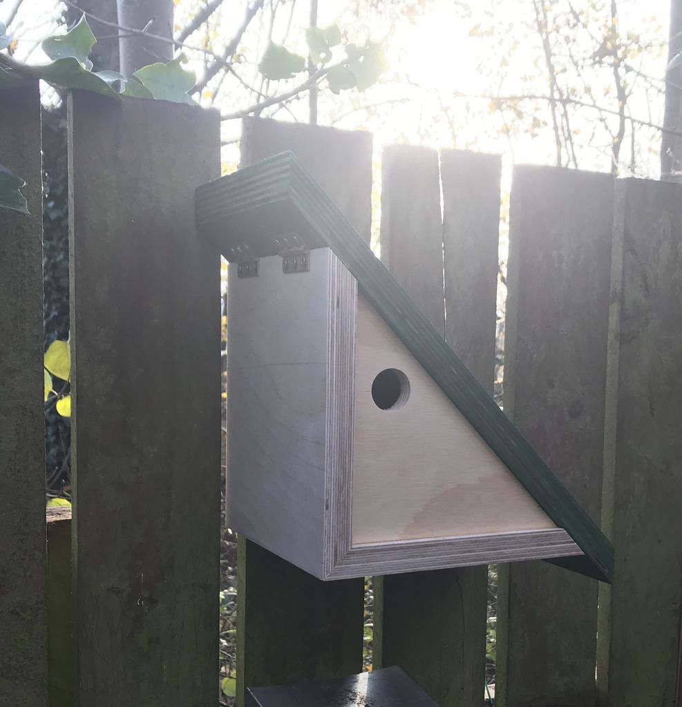 Picture of Modern Nestbox
