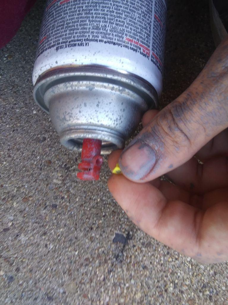 Picture of Make Splatter Point Spray