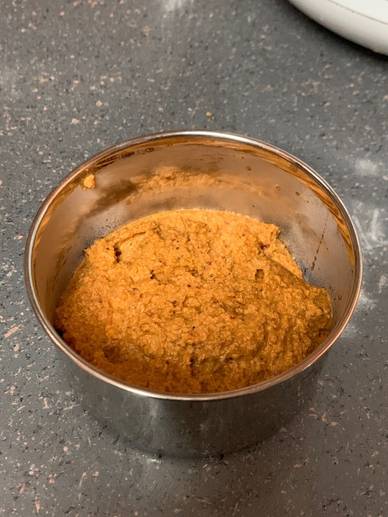 Picture of PREPARING THE MASALA