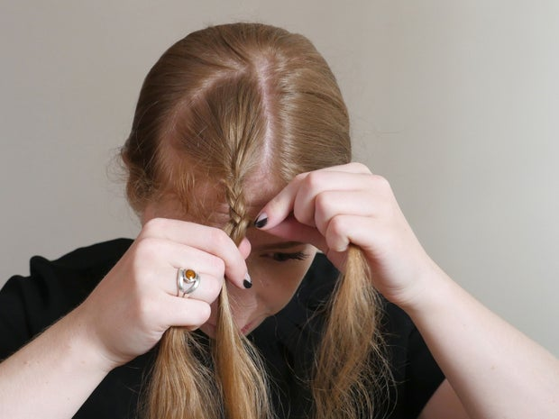 Hair Braiding For Absolute Beginners 10 Steps With Pictures Instructables