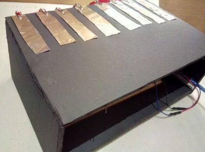 Arduino Paper Piano