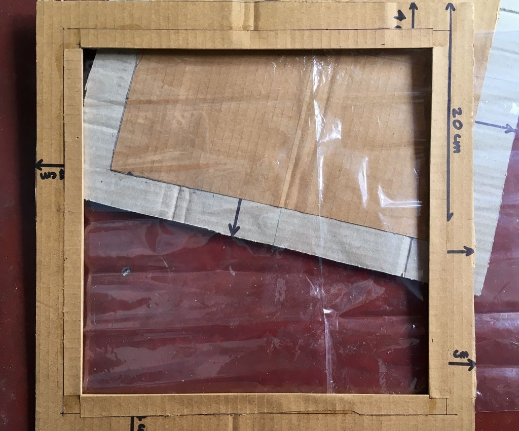 Picture of TRANSPARENT SHEET