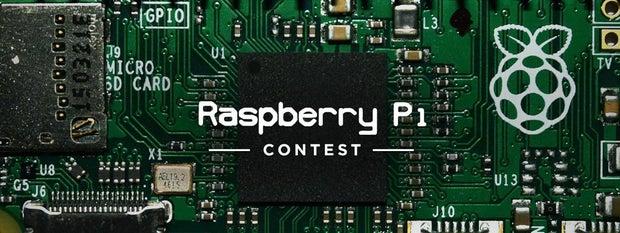 Raspberry Pi Contest 2020
