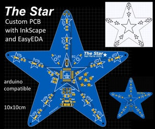 Learn How to Design a Custom Shaped PCB With EasyEDA Online Tools