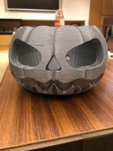 Printing/Making the Pumpkin