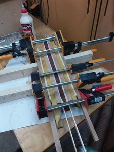 Glue Up Small Strips
