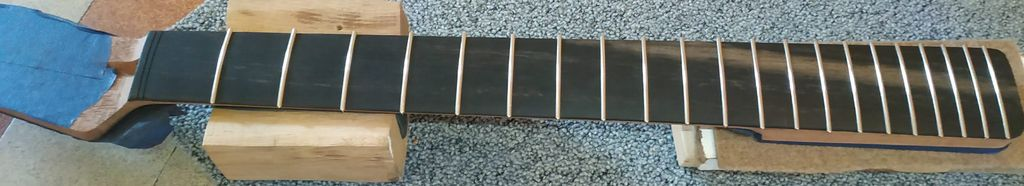 Picture of Setting Up the Frets