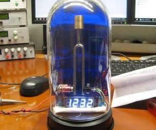 Tuning Fork Clock