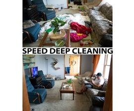 速度深层清洁(重返)